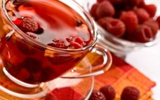 Малина при температуре: как действует — повышает или понижает, помогает ли варенье из ягод, можно ли пить чай при лихорадке, с медом