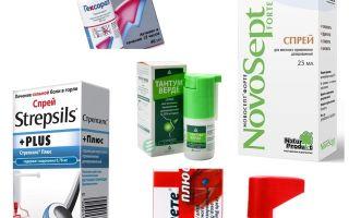 Таблетки антиангин для рассасывания: инструкция по применению, отзывы