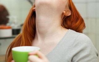 Чем полоскать горло при гнойной ангине ребенку и взрослому