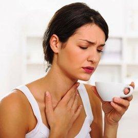 Золотистый стафилококк в горле: симптомы и лечение