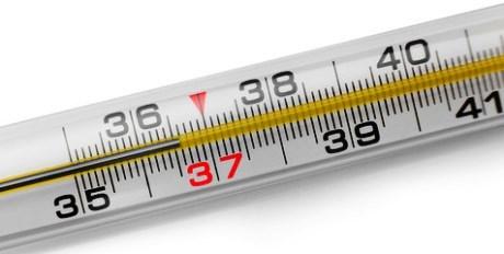 Нормальная температура тела человека: у взрослых, у детей и младенцев, в подмышечной впадине, во рту, ректальная (в прямой кишке), в ухе
