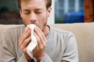 Лечение аллергического кашля во время беременности