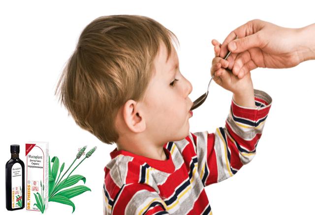 Сироп с подорожником Доктор Тайсс: инструкция по применению от кашля, особенности лечения микстурой детей, обзор отзывов