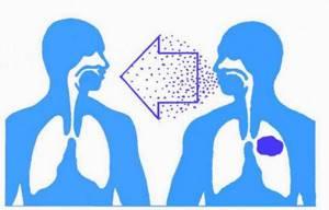 Можно ли заразиться от туберкулезного больного: формы и признаки болезни, пути передачи, воздушно-капельный, пищевой, контактный, внутриутробный