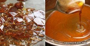 Жженый сахар от кашля: помогает ли, как готовить, рецепт для детей, как сделать с водкой, обзор отзывов