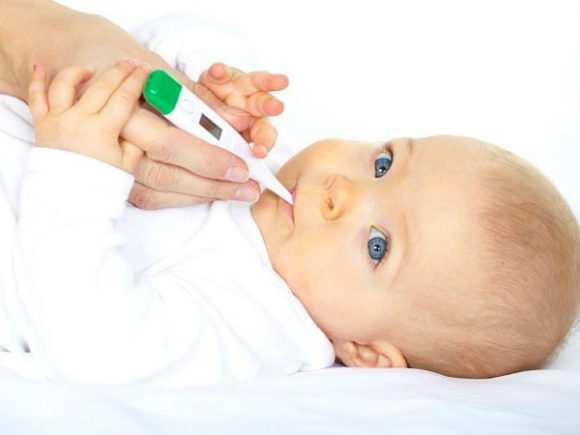 Температура у грудничка: норма для новорожденного в месяц и ребенка первого года жизни, как правильно мерить, лихорадка без симптомов, что делать