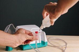 Ингаляции при боли в горле небулайзером: для детей, взрослых, при беременности