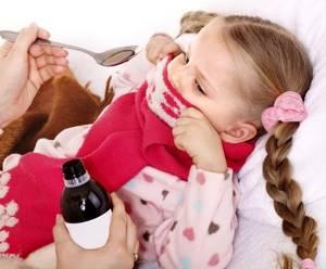 Першение в горле у ребенка и сухой кашель: причины, что делать, чем лечить в домашних условиях