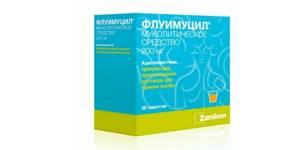 Флуимуцил: инструкция по применению от кашля для детей и взрослых, состав, аналоги, отзывы