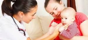 Лимфоузлы на шее у ребенка: с одной стороны, слева, справа, как лечить