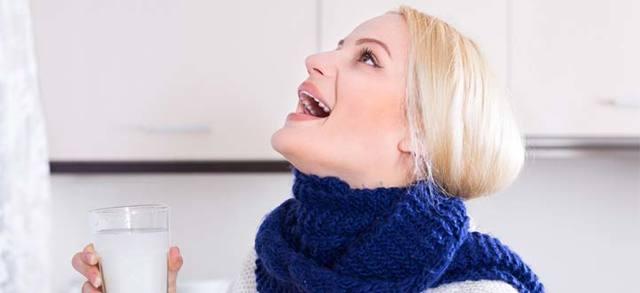 Фурацилин при беременности: можно ли полоскать горло и промывать нос