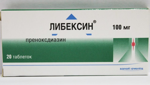 Либексин — инструкция по применению от кашля, дозировка, состав, аналоги, отзывы