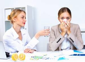 Как отличить свиной грипп от простуды?