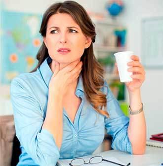 Катаральная ангина: симптомы и лечение болезни