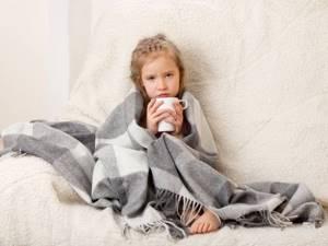 Антибиотики при простуде (ОРЗ) для детей