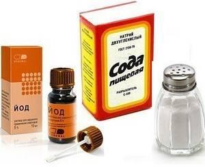 Полоскание горла содой и солью при беременности