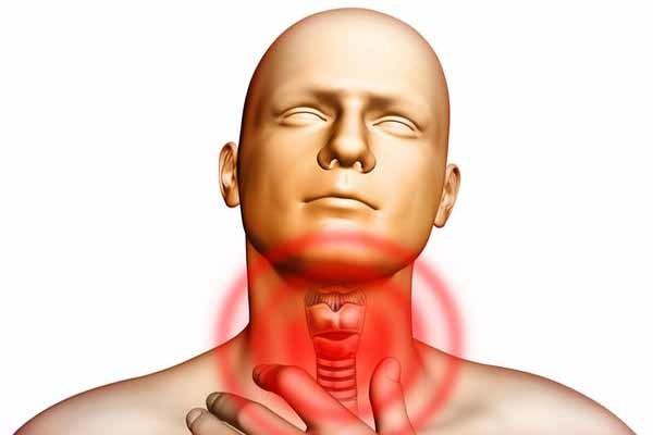Першение в горле и сухой кашель: лечение, причины, что делать?