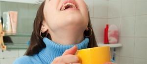 Лечение першения в горле: как избавиться, как лечить в домашних условиях, что принимать