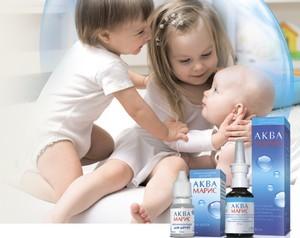 Аквамарис детский: инструкция по применению для детей от 1 года