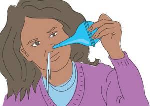 Мирамистин при гайморите в нос: инструкция, отзывы