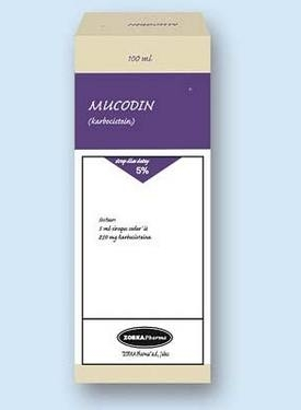 Сироп Флюдитек от кашля: инструкция по применению, состав, аналоги, отзывы