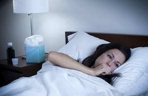 Ночной кашель: сухой, влажный, причины и лечение у взрослого, как остановить, успокоить приступ, как облегчить состояние