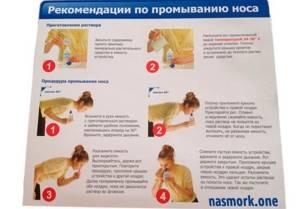 Долфин для промывания носа: инструкция по применению