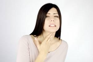 Хлоргексидин при беременности для полоскания горла