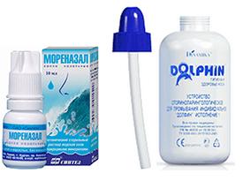 Спреи для носа с морской водой: лечение и гигиена