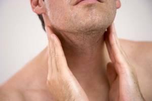 Лимфоузлы на шее: расположение, где находятся, как проверить, прощупать
