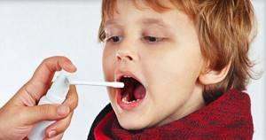 cпреи для горла при беременности: 1, 2, 3 триместры