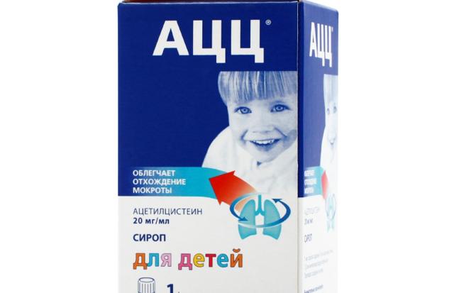 АЦЦ для детей: инструкция по применению, дозировка, аналоги, отзывы