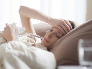 Простуда, насморк и боль в горле с кашлем во время беременности